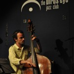 with the Kyle Shepherd Trio in Basel
